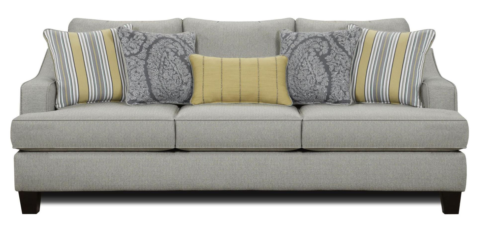 Picture of Chalet Platinum Sofa