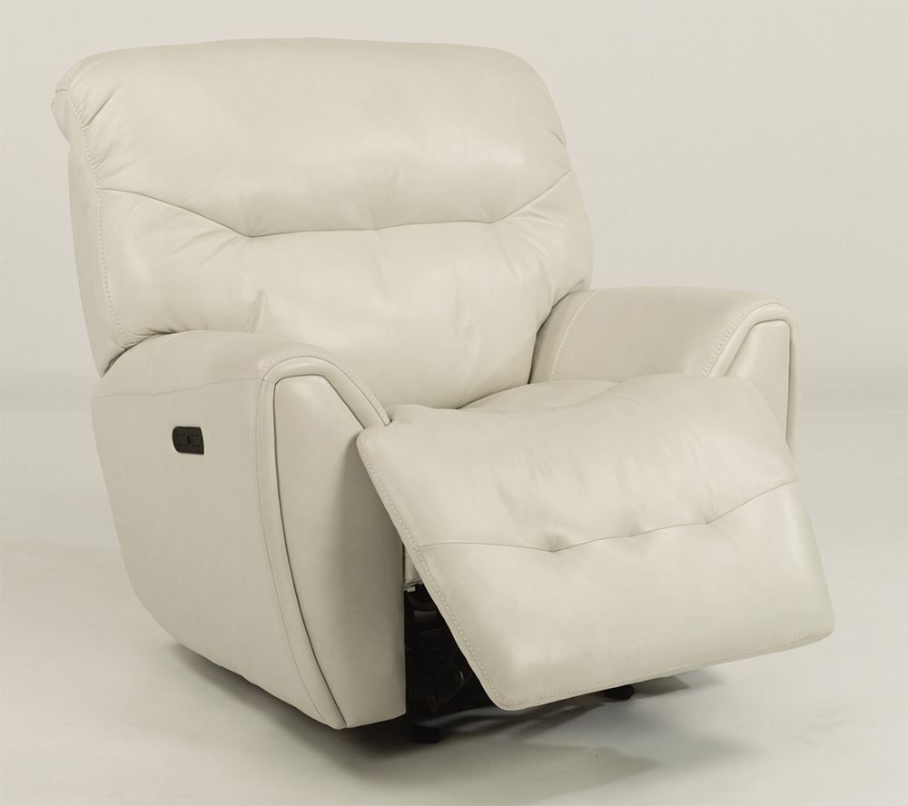 Picture of Blaise White Power Recliner