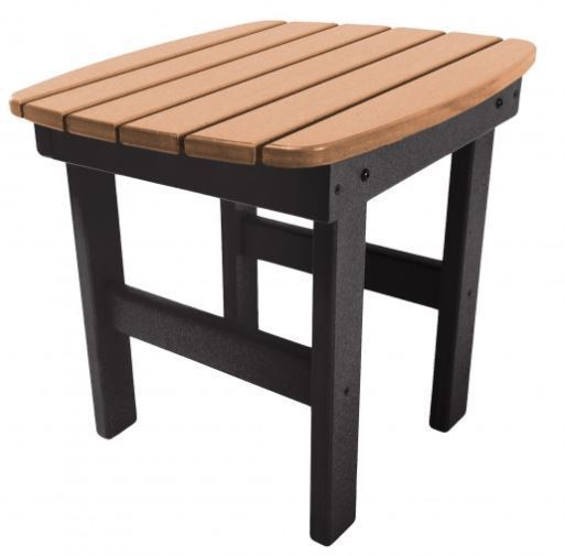 Picture of Black Cedar Side Table