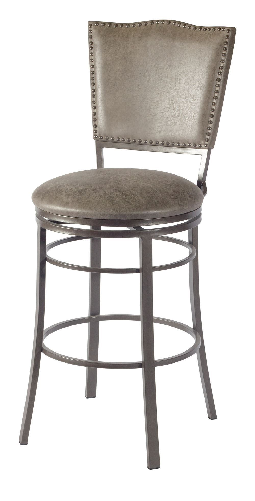 Picture of Samantha Granite 24 Inch Swivel Stool