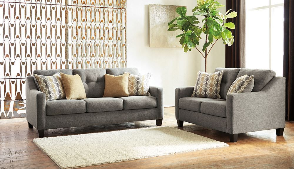 Picture Of Daylon Graphite Sofa