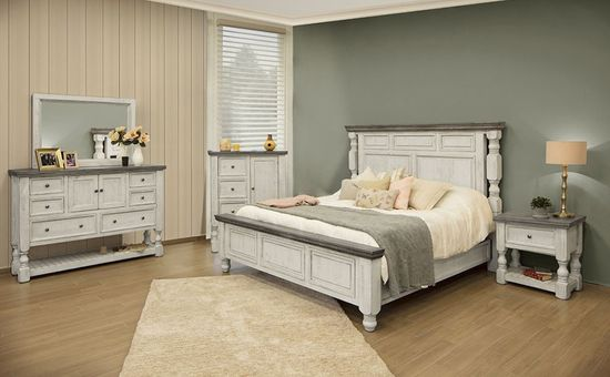 Picture of Stone Queen Bedroom Set