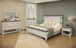 Stone King Bedroom Set