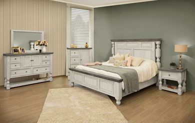 Stone King Bedroom Set
