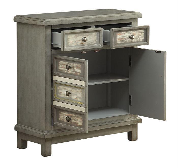 Picture of Homestead Two Door Two Drawer Cabinet