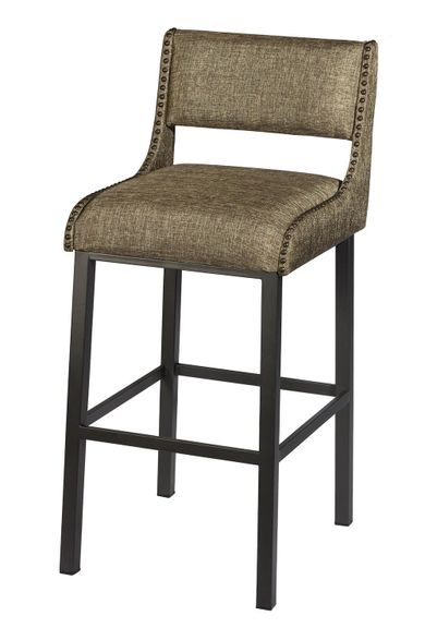 Ross 24 Inch Stationary Counter Stool