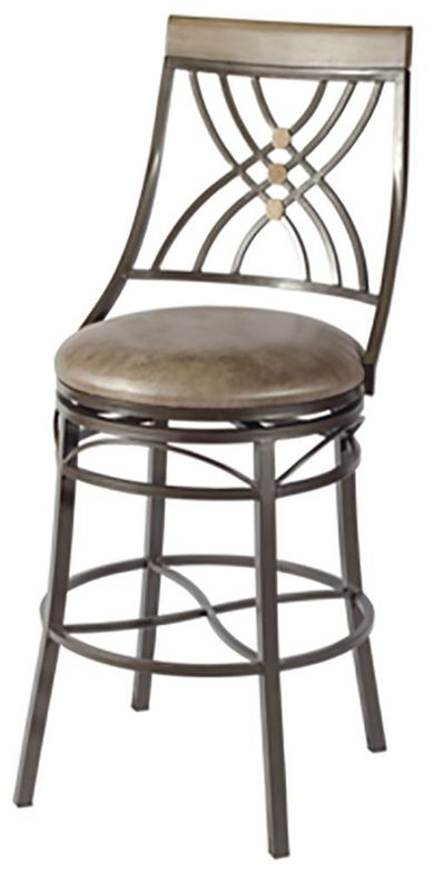 Mason 24 Inch Swivel Counter Stool