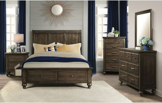 Picture of Chatham Grey Dresser