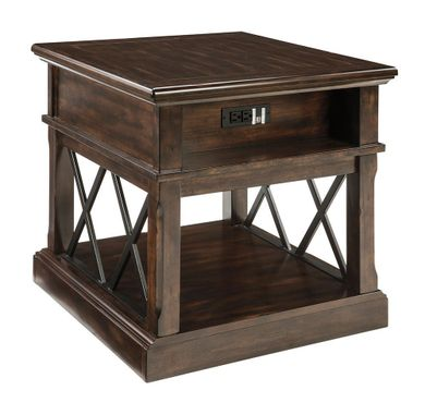 Roddinton Rectangular End Table