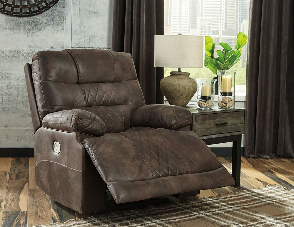 Picture of Welsford Walnut Power Recliner