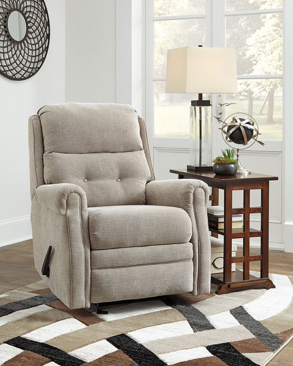 Picture of Penzberg Stone Glider Recliner