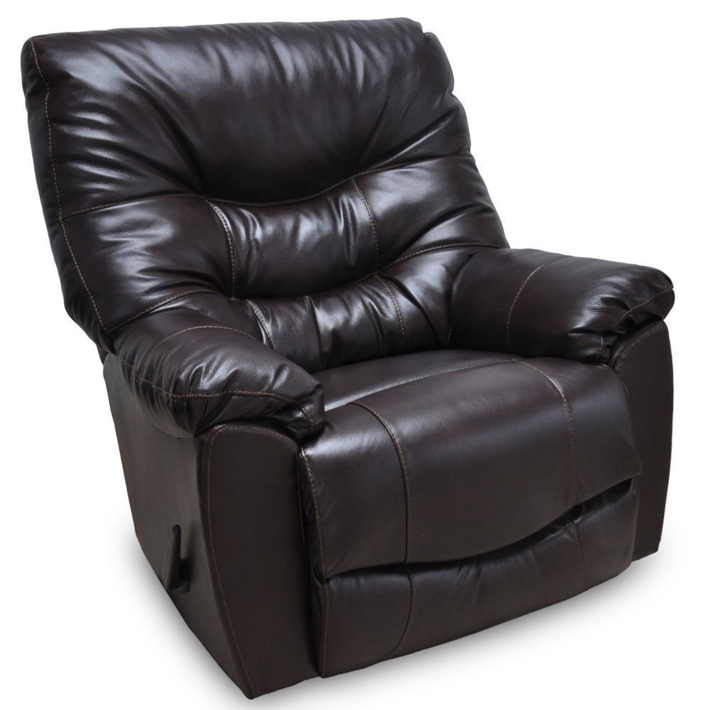 Picture of Trilogy Espresso Rocker Recliner