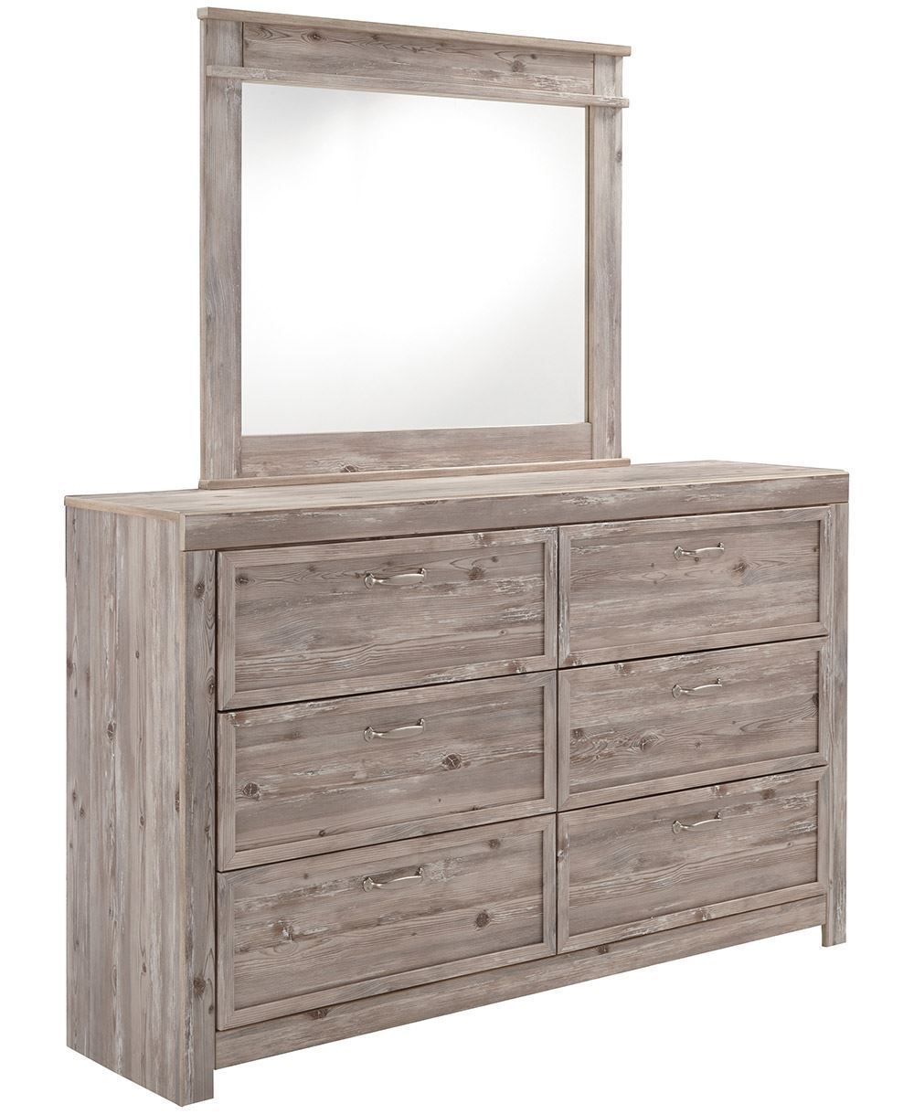 Picture of Willabry Dresser and Mirror Set