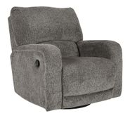 Wittlich Slate Swivel Glider Recliner
