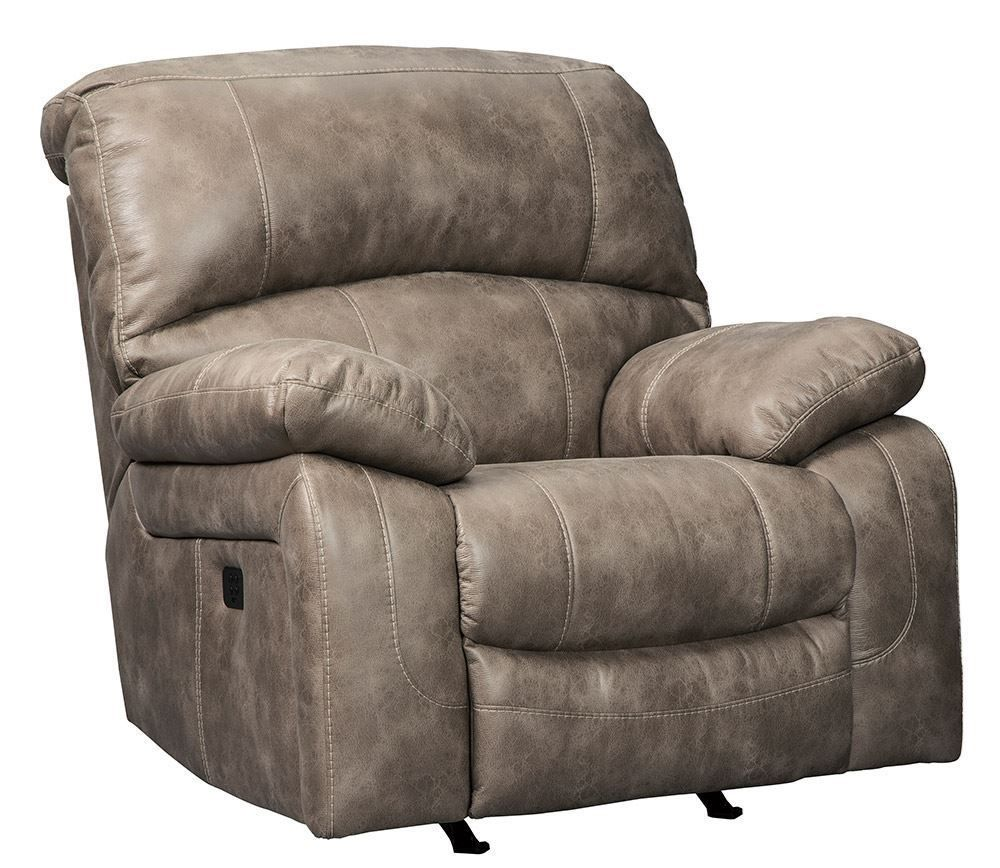 Picture of Dunwell Driftwood Power Rocker Recliner
