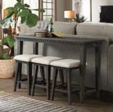 Morrison Bar Table  With Three Stools