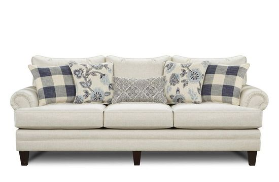 Picture of Catalina Linen Sofa