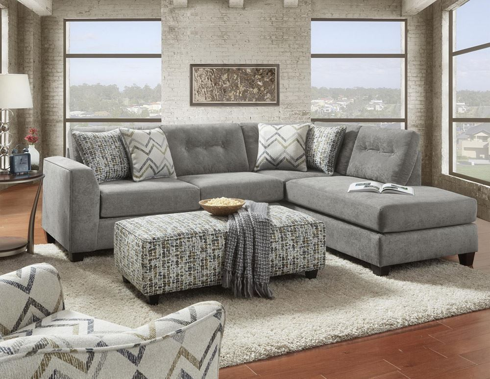 Picture of Sensation Vintage Two Piece Sectional