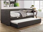 Gray Daybed