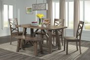 Renegade Six Piece Dining Set