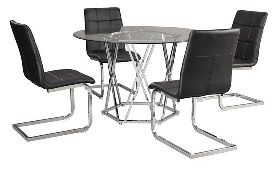 Picture of Madanere Table with Four Chairs