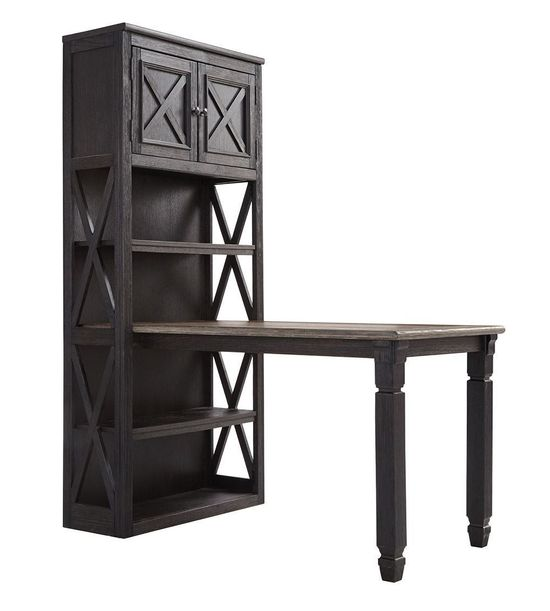 Picture of Tyler Creek Large Bookcase and Desk Set