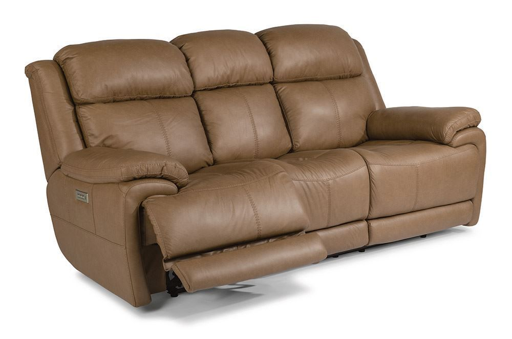 Picture of Elijah Brown Power Reclining Sofa