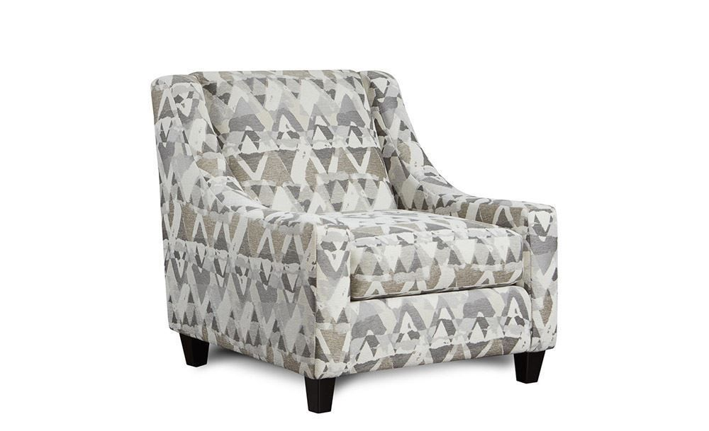 Picture of Mountain View Cement Accent Chair