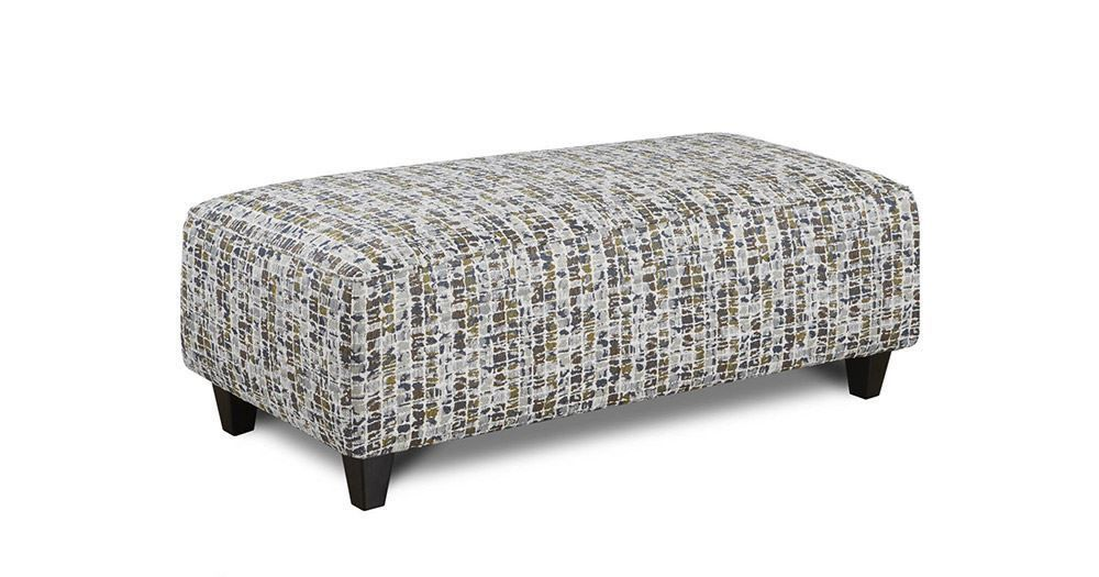 Picture of Highrise Marine Accent Ottoman