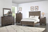 Easton Square Grey Queen Bedroom Set