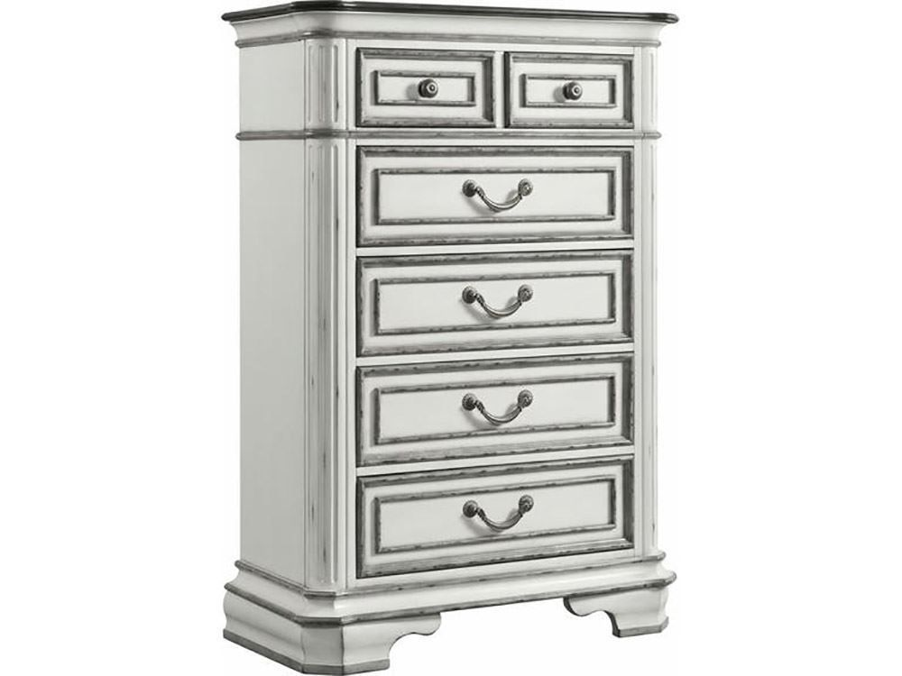 Picture of Leighton Manor Antique White Chest