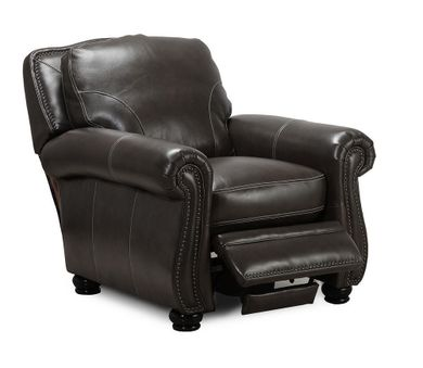 Longhorn Ghost Push Back Recliner