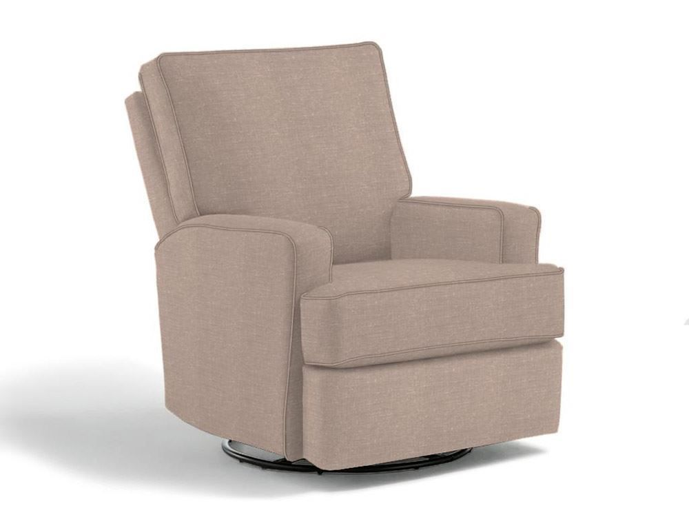 Picture of Kersey Swivel Glider Recliner Aluminum