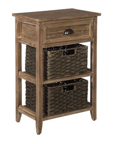 Oslember Brown Accent Table