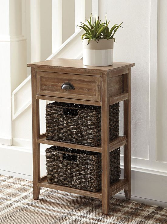 Picture of Oslember Brown Accent Table