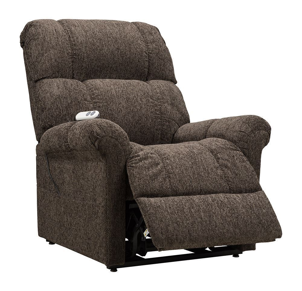 Picture of Slate Brown Power Lift Recliner