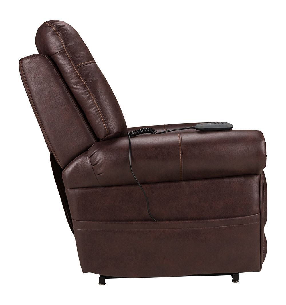 Picture of Badlands Merlot Power Lift Recliner