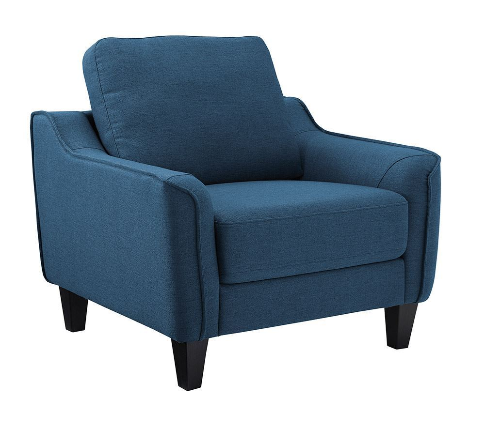 Picture of Jarreau Blue Chair
