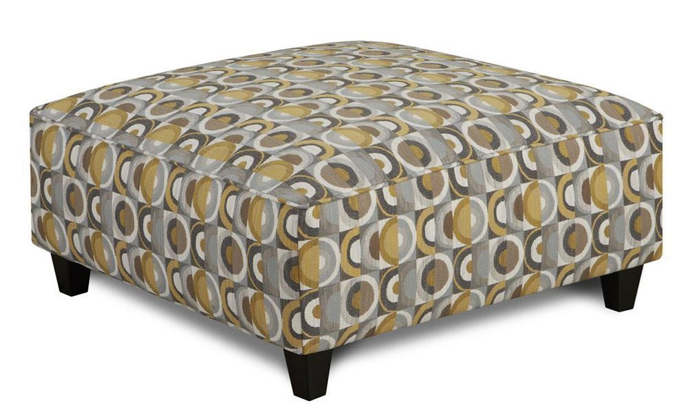 Picture of Macon Galaxy Accent Ottoman