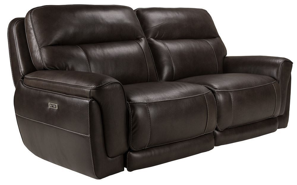 Picture of Ferrara Smoke Power Reclining Sofa