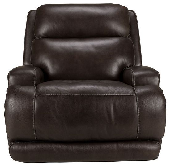Picture of Ferrara Smoke Glider Power Recliner
