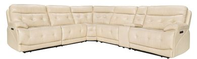 Addie Six Piece Reclining Sectional