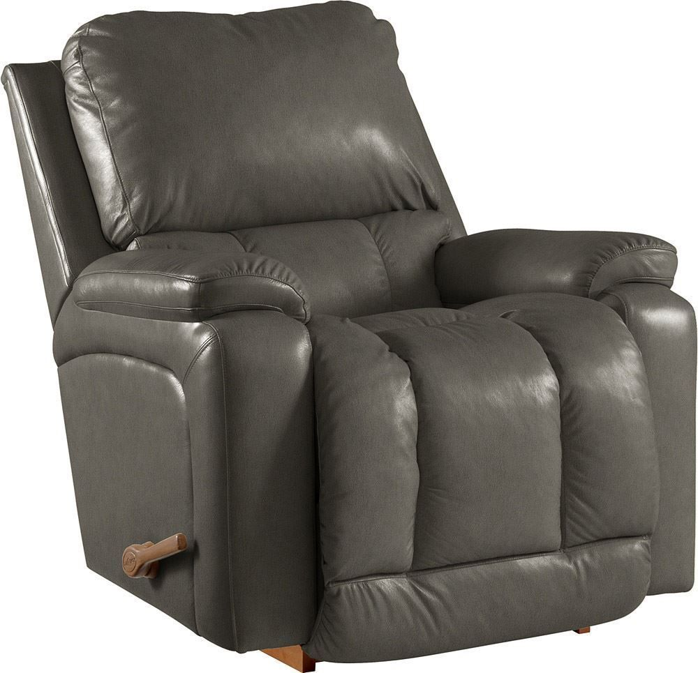 Picture of Greyson Charcoal Rocker Recliner