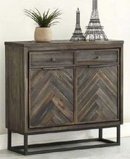 Aspen Two Door Two Drawer Cabinet