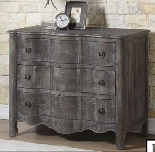 Picture of Dylan Brown Three Drawer Chest