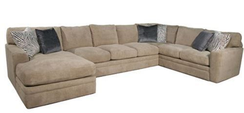 Picture of Palms Three Piece Sectional