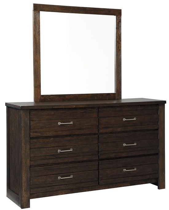Picture of Darbry Dresser and Mirror Set