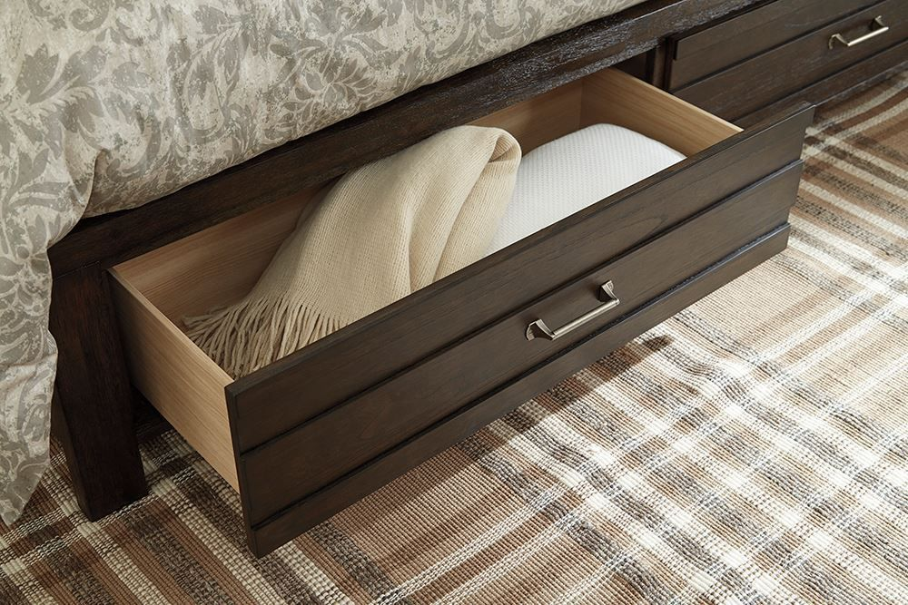 Picture of Darbry Queen Storage Bed Set