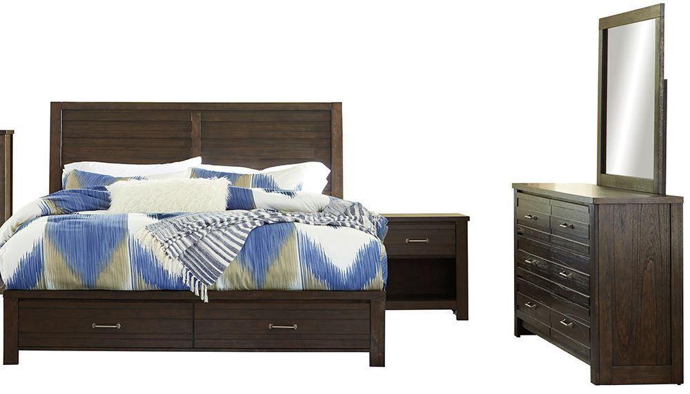 Picture of Darbry Queen Storage Bedroom Set