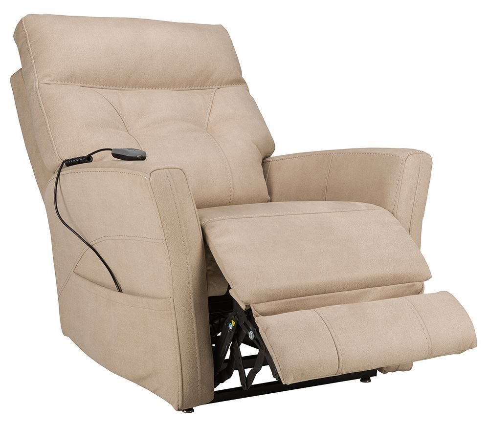 Picture of Stonewash Dune Power Lift Recliner